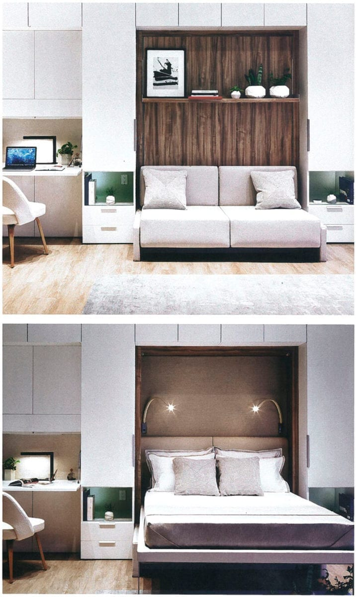 'A'ali'i Bedroom to Living Room Conversion